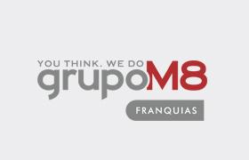 GrupoM8 Franquias